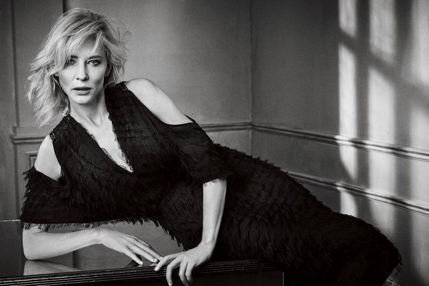 Cate Blanchett 3, Hay una lesbiana en mi sopa
