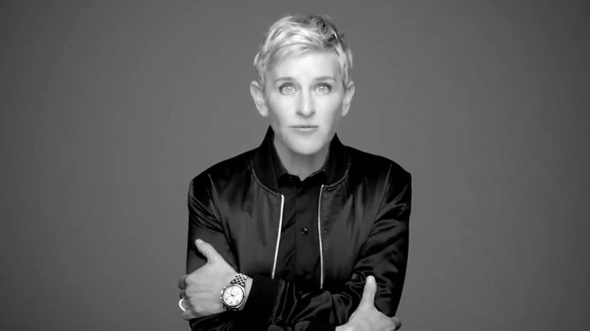 Ellen Degeneres, Hay una lesbiana en mi sopa