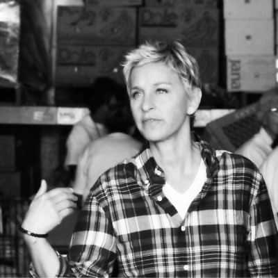 Ellen, Hay una lesbiana en mi sopa