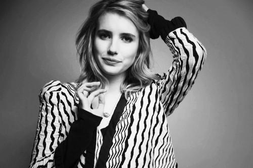 Emma Roberts, Hay una lesbiana en mi sopa