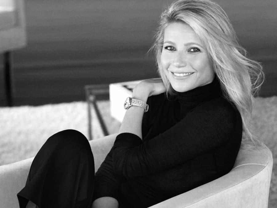 Gwyneth Paltrow, Hay una lesbiana en mi sopa