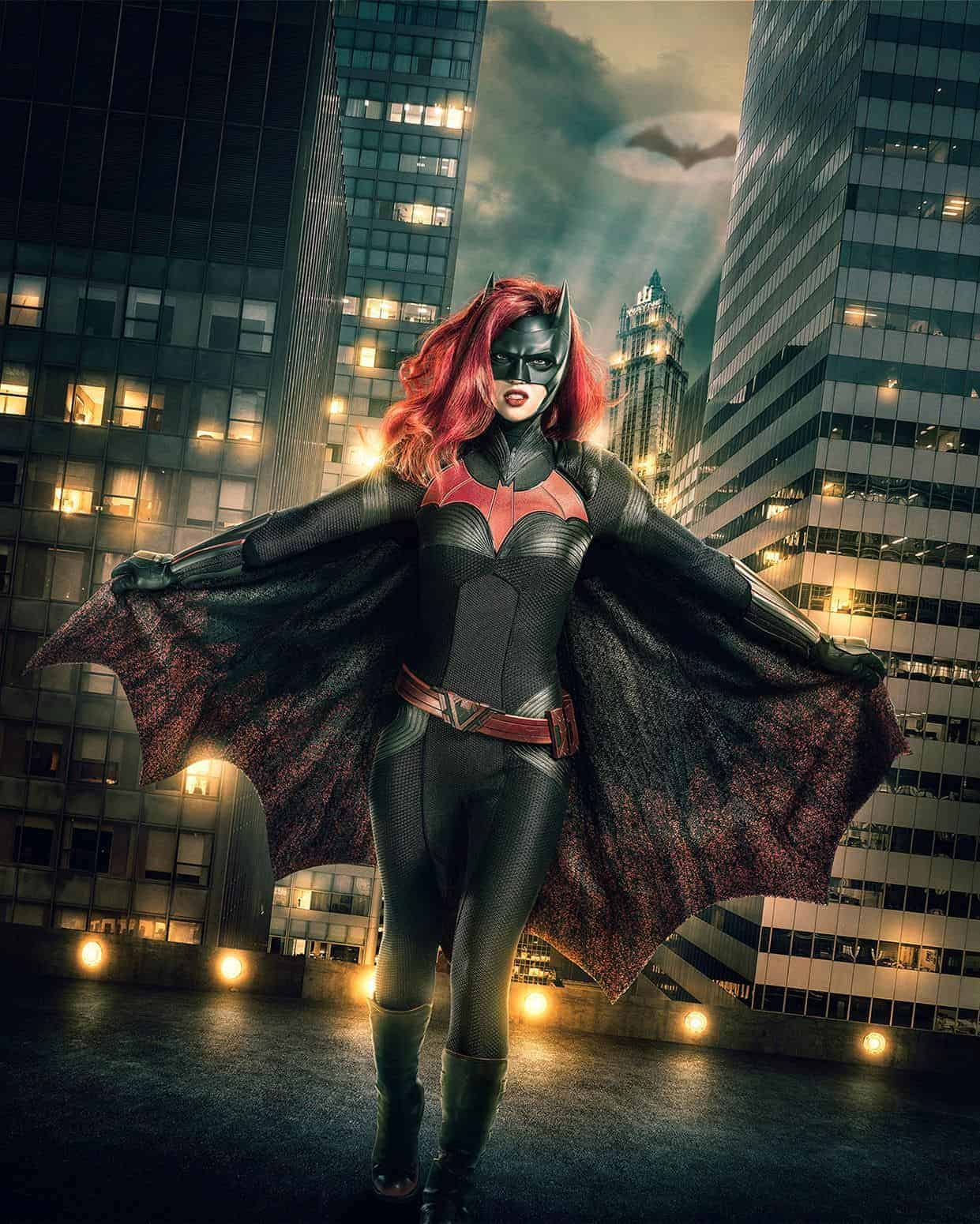 batwoman elseworlds arrowverse ruby rose first look 1138082 - La primera imagen de Ruby Rose como Batwoman ya está aquí