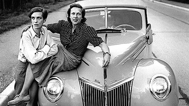 Annemarie Schwarzenbach Y Ella Maillart, Hay una lesbiana en mi sopa