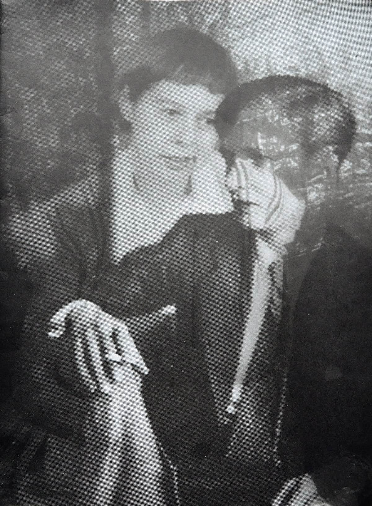 Annemarie Schwarzenbach Y Carson McCullers, Hay una lesbiana en mi sopa