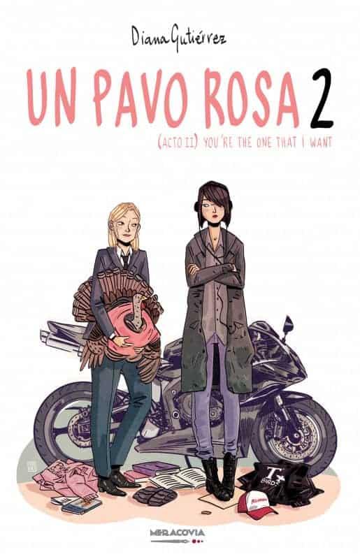 Un Pavo Rosa 2 Acto II You´re The One That I Want, Hay una lesbiana en mi sopa