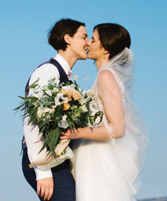 grace lizzie - ¿Cómo conjugar ser lesbiana y religiosa?