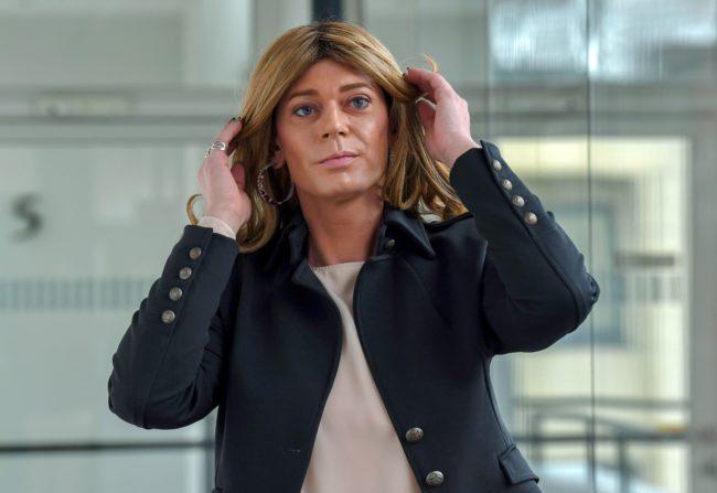 Tessa Ganserer, Hay una lesbiana en mi sopa
