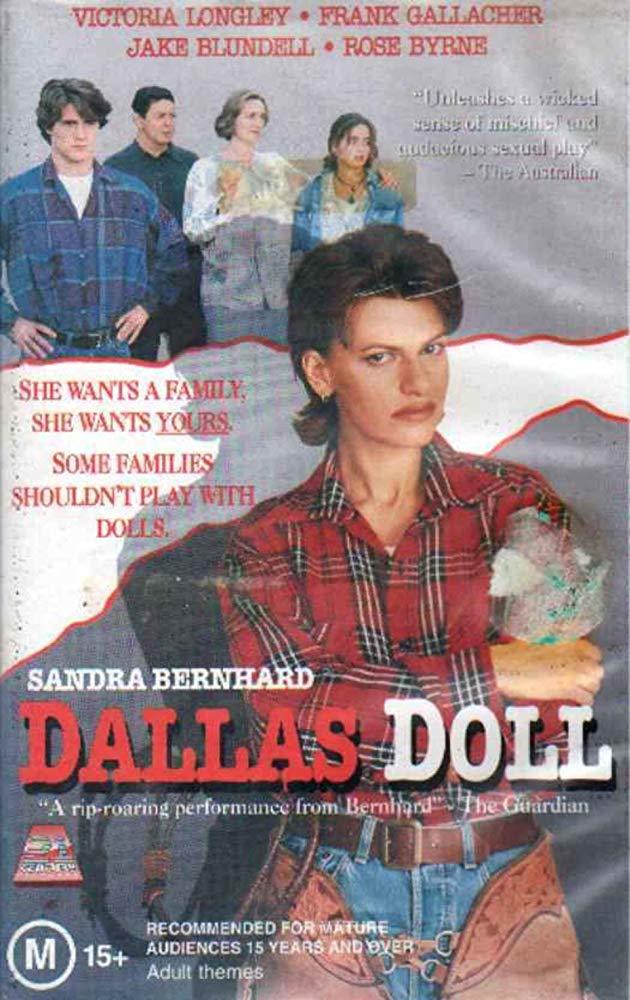 dallas doll - La película perdida con Sandra Bernhard seduciendo a Rose Byrne ve la luz