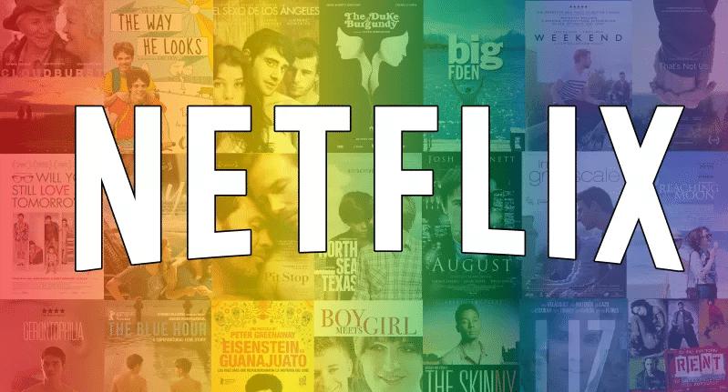 Netflix Lgbt, Hay una lesbiana en mi sopa