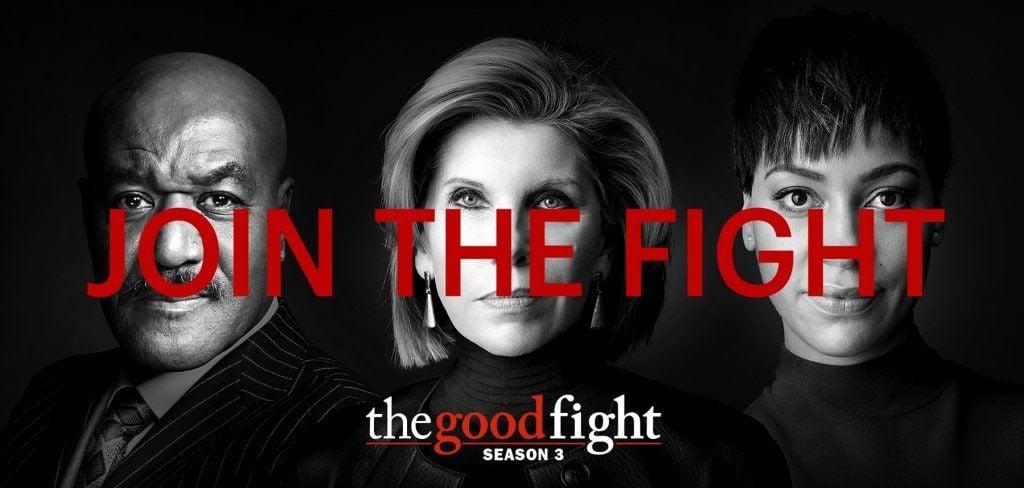 The Good Fight - ¿Has visto el trailer de la tercera temporada de 'The Good Fight'?