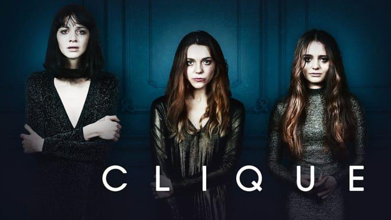 'Clique', la serie británica que no te puedes perder