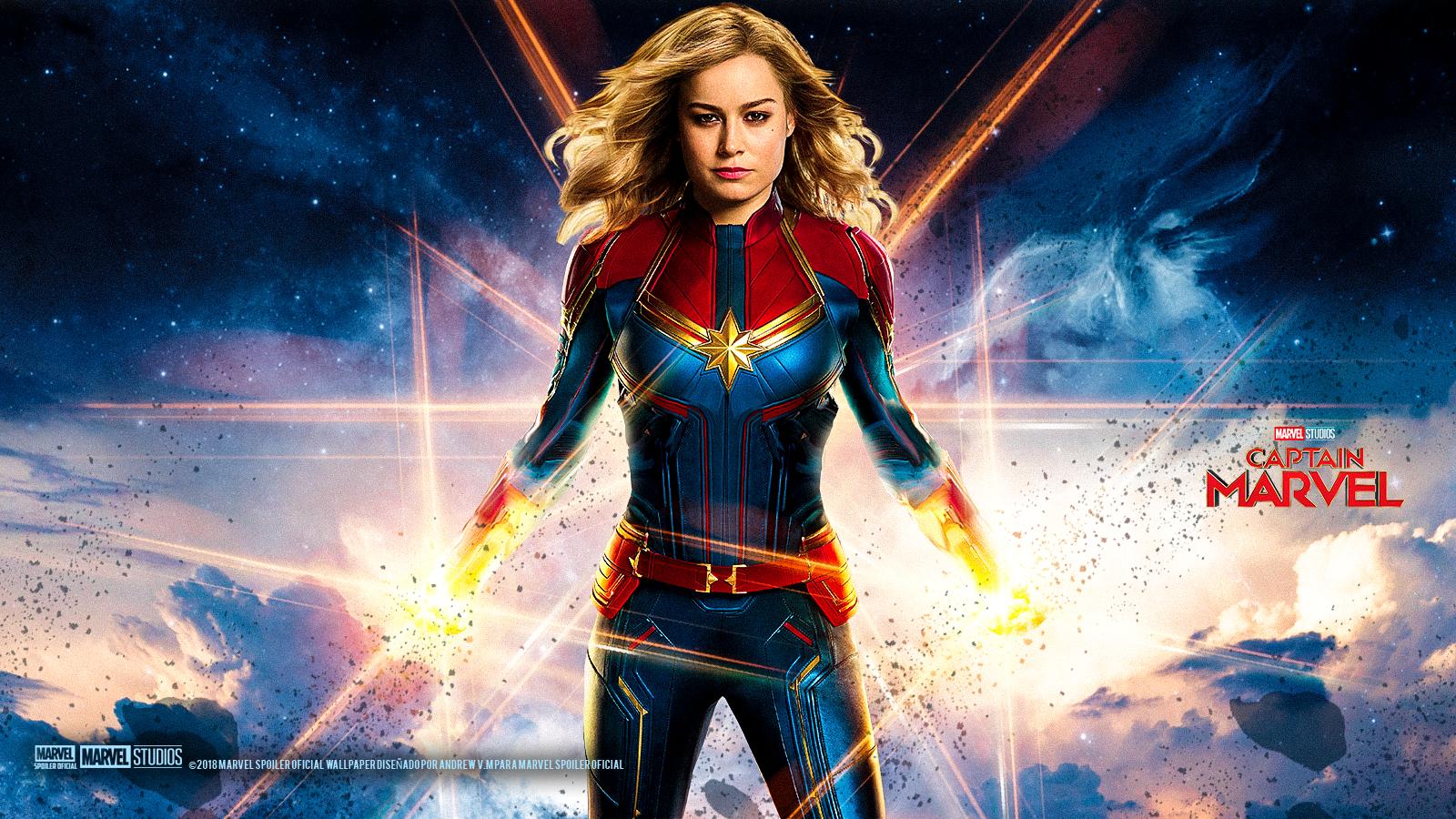 Capitana Marvel, Hay una lesbiana en mi sopa