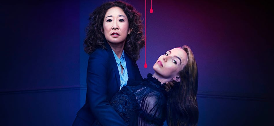 Killing Eve Season 2 Trailer Final, Hay una lesbiana en mi sopa