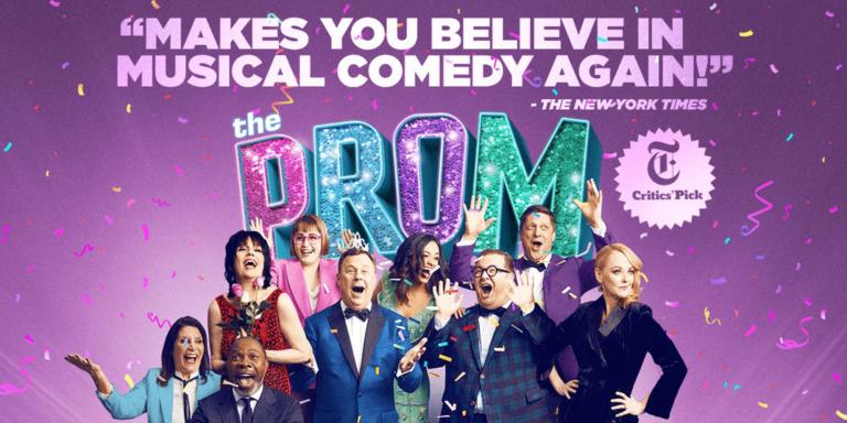 El musical lésbico 'The Prom' llega a Netflix de mano de Ryan Murphy