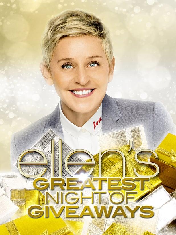 Ellens Greatest Night Of Giveaways, Hay una lesbiana en mi sopa
