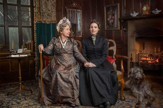 Gemma Jones As Aunt Anne Lister In Gentleman Jack 0f63f05, Hay una lesbiana en mi sopa