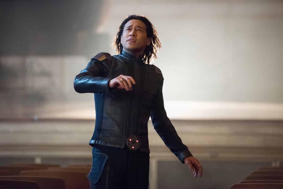 Jesse Rath As Brainiac V A.k.a. Brainy., Hay una lesbiana en mi sopa