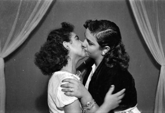 Lesbian Vintage 8, Hay una lesbiana en mi sopa