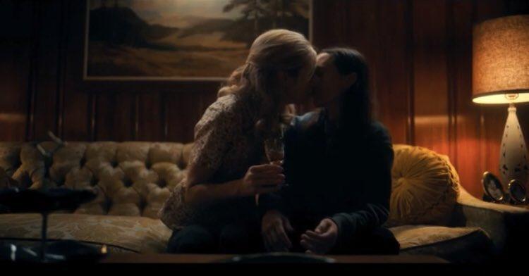 Vanya Sissy, Hay una lesbiana en mi sopa