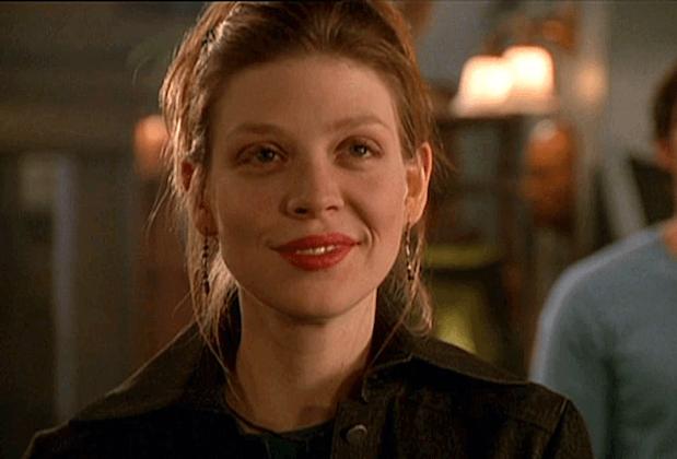 Amber Benson Tara Buffy 1, Hay una lesbiana en mi sopa