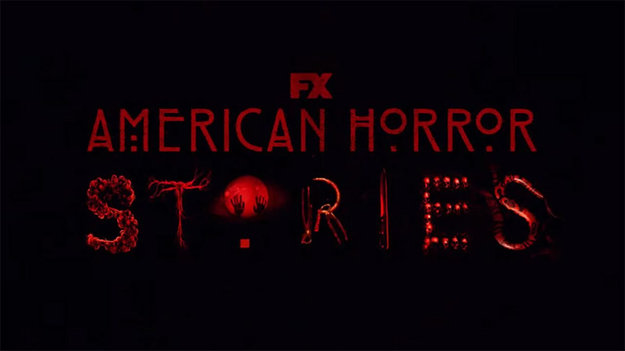 American Horror Stories Logo, Hay una lesbiana en mi sopa